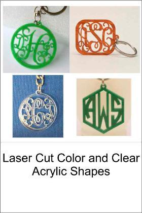 Laser Edge Engraving